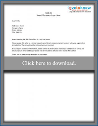 harsh collection letter template writing a collection letter lovetoknow