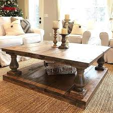 stone coffee table square cute coffee tables full size of huge coffee table extra large s