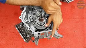 how to rebuild an engine honda honda gx240 rebuild honda