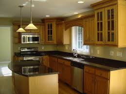 kitchen recessed lighting design ideas with glass window also