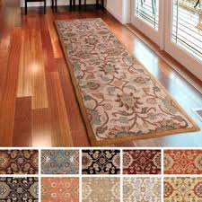 Wool Runner Rugs Tufted Patchway Wool Area Rug 2 6 X 8 Free Shipping