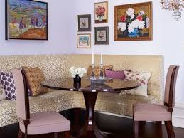 dining room with banquette seating 2 designers face off is banquette seating in the kitchen a do or a