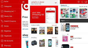 black friday target shoppers target arms black friday shoppers with improved maps shopping