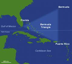 Bermuda Triangle Map Has The U0027mystery U0027 Of The Bermuda Triangle Finally Been Solved