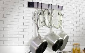 how to organize pots and pans in cabinet pot lid organization ideas the home depot