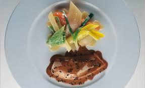 cuisiner une poule faisane faisane au pot par alain ducasse