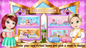 princess home decoration games princess room decoration games programu za android kwenye google play
