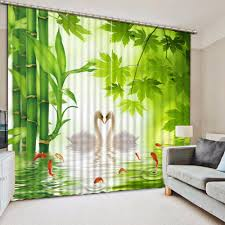 Window Curtain Compare Prices On Bamboo Curtains Online Shopping Buy Low Price