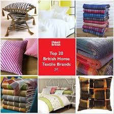 British Home Interiors Top 20 British Home Textiles Brands