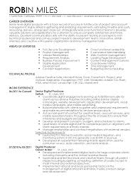 html resume examples professional digital producer templates to showcase your talent resume templates digital producer