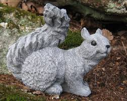 concrete statues for home and garden pet by westwindhomegarden