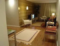 Small House In Spanish Wonderful White Grey Wood Glass Modern Design Livingroom Ideas