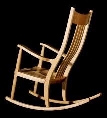 Rocking Chairs Like Cracker Barrel by The Weeks Rocker In Maple Beautiful Wood Pinterest Rocking