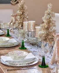 table decorating ideas 1181 best christmas table decorations images on table