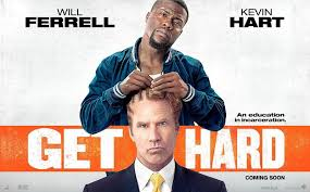 the get hard poster has kevin hart giving will ferrell an