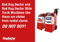 Rug Dr Rental Price Rug Doctor Ebay