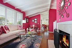 Pinklivingroomdesignideas - Pink living room design
