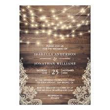 wood wedding invitations rustic wood wedding invitations barn wedding invitations