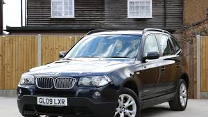 bmw x3 2 0d xdrive se edition premium turbo diesel 177 ps 4x4 4wd