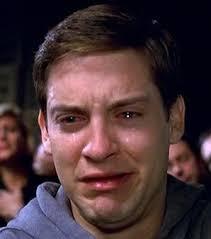 Ugly Cry Meme - ugly cry guy meme generator