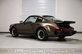 porsche 930 turbo 1976 1976 porsche 911 turbo copper brown metallic 47 946 miles sloan cars
