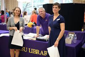 Lsu Union Help Desk by Lsu Libraries Participates In Summer Outreach Events Lsu