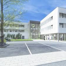 kiabi hem siege bâtiment de bureaux à hem juxta architectes