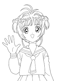 sakura coloring pages for kids printable free coloring pages