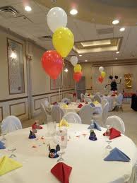 mickey mouse table l mickey mouse party 2 party decorations by teresa