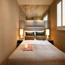 mirror headboard small bedroom ideas tiny spaces big style