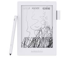 noteslate noteslate shiro the first pure handwriting device