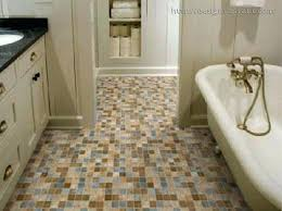 bathroom flooring ideas for small bathrooms bathroom floor tile ideas for small bathrooms opt for small scale