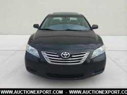 toyota camry hybrid 2009 for sale used 2009 toyota camry hybrid sedan 4 doors car for sale at