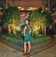 sheena pierced earrings eymi a zara emerald green peplum dress swarovski sheena