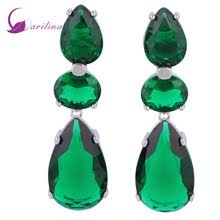 green drop earrings green drop earrings promotion shop for promotional green drop