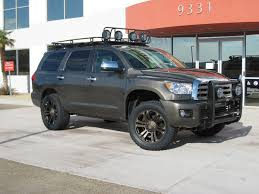 toyota sequoia lifted pics you seen a lifted sequoia page 2 toyota tundra