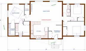 large one story house plans open floor plans one story lovely 24 single story open floor plans