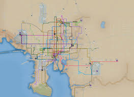 Portland Public Transportation Map by Maps Schedule Bus