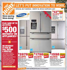 home depot black friday 2017 analysis image gallery home depot appliances