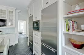 Built In Refrigerator Cabinets Sub Zero Refrigerator Price Kitchen Contemporary With Built In