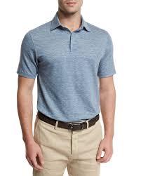 light blue striped polo dress melange striped short sleeve polo shirt light blue