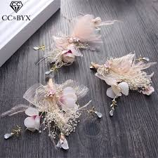 wedding accessories store lowered cc hair pins hairgrips 3pcs set fairy handmade hairpins