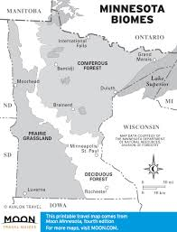 Mn State Park Map by Printable Travel Maps Of Minnesota Moon Travel Guides