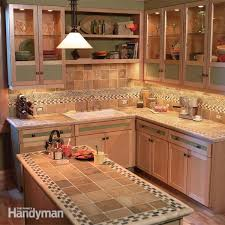small kitchen space saving ideas small kitchen space saving tips family handyman