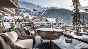 luxury ski chalet chalet no 14 verbier switzerland