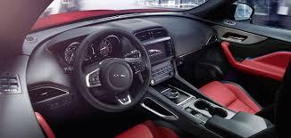 The Car Interior Preheater Jaguar F Pace Suv Build Interior Design U0026 Features Jaguar Usa