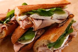 ham and camembert baguette sandwich recipe chowhound