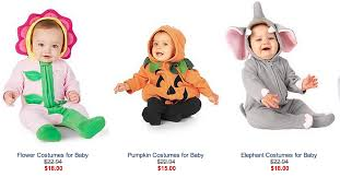 baby and kid u0027s halloween costumes as low as 6 76 after promo and