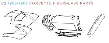 c2 corvette parts c2 corvette fiberglass parts â 1963 1964 1965 1966 1967