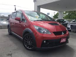 mitsubishi colt turbo version r 2008 mitsubishi colt ralliart version r used car for sale at